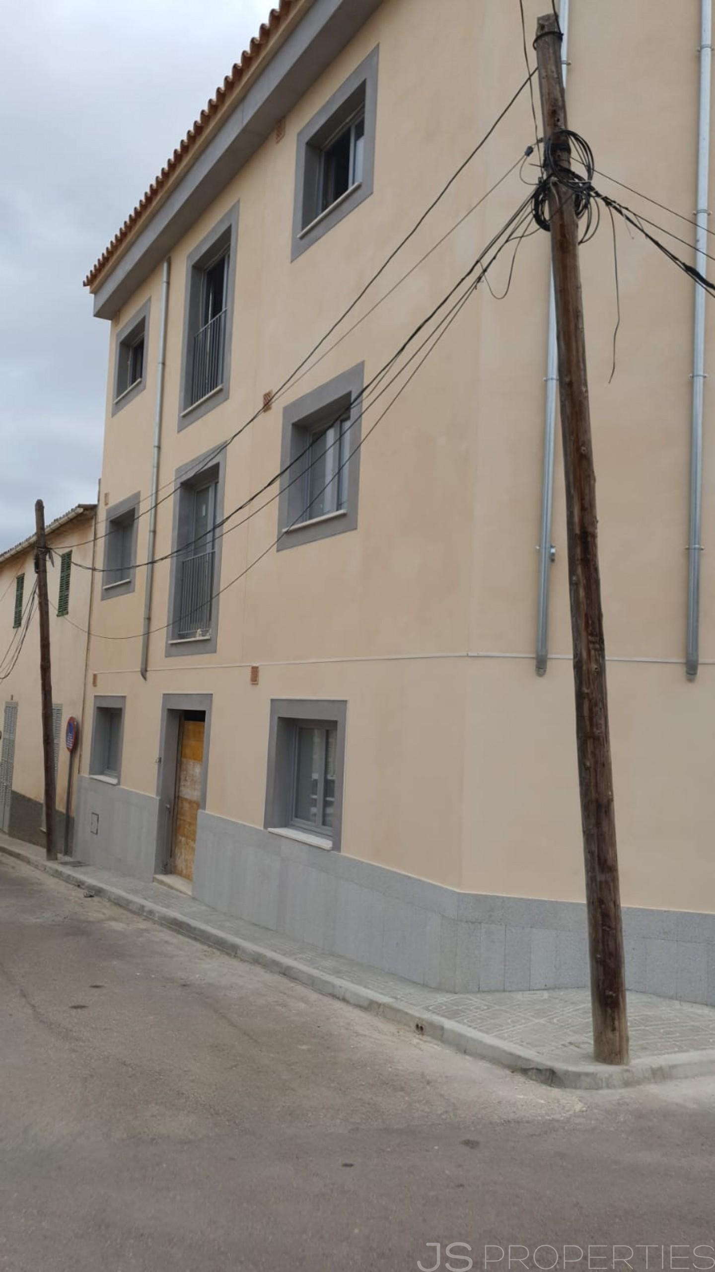APARTMENTS FOR SALE IN NEW DEVELOPMENT BLOCK IN SANTA MARGALIDA