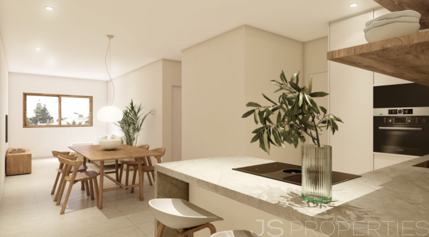 PENTHOUSE IN BRAND NEW BLOCK FOR SALE IN SANTA MARGALIDA WITH PRIVATE TERRACE